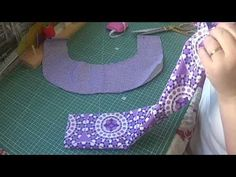 Bluson o vestido sin patrón muy facil - YouTube Crochet Necklace, Couture, Sewing, Fashion, Easy Dress, Girls Dresses Sewing, Hand Stitching, Knit Dress, Women Sandals