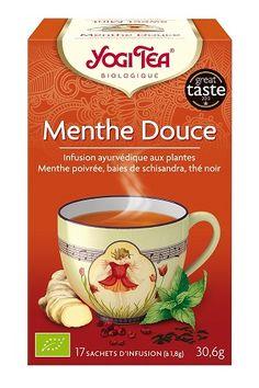 Menthe Douce et Thé noir Assam Bio | Yogi Tea