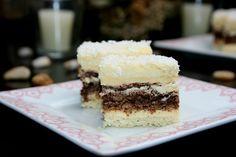 Baking Recipes, Cookie Recipes, Dessert Recipes, Easy Desserts, Delicious Desserts, Croation Recipes, Albanian Recipes, Kolaci I Torte, Dessert Bars