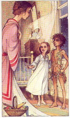 Trina Schart Hyman (1939 - 2004) was an American illustrator of children's…