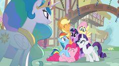 My Little Pony: La Magia de la Amistad - Galería