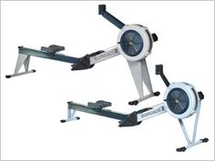Concept2 indoor rowing machines. Supposed to be really good.