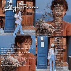 """Lightroom """"Film Fuji"""" #lightroom #lightroompresets"""