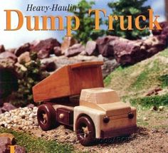 Wooden Truck and Trailer Plan - Children's Wooden Toy Plans and Projects | WoodArchivist.com