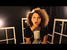 ▶ Rachel Crow - Back to Black (ft. Clayton and Chantry) - YouTube   Awesome!