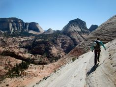 beautiful day in zion