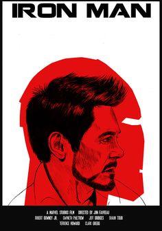 Iron Man by Aleesha Nandhra