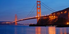 Golden Gate Bridge - San Fran