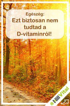 Vitamins, Country Roads, Vitamin D