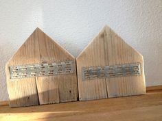 Plank huisje