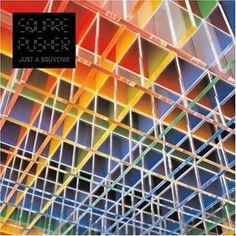 Images for Squarepusher - Just A Souvenir Pochette Album, Shops, Music Artwork, Square, Over The Rainbow, Textures Patterns, Rainbow Colors, Cover Art, Bunt