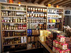 Les fines gueules, épicerie à Crémieu Isère
