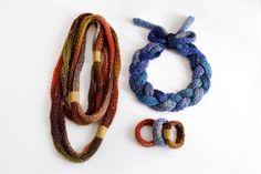 """Loop"" gioielli preziosi...di Ilaria Caliri aka Airali Handmade"