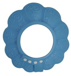 Amazon.com: BESTEK drain stopper hat shampoo cap bath hat shower cap baby shower accessories baby hair shampoo and body wash (with ultra-adjustable hook loop fastener to find the just-perfect fit)BTSC201 (blue): Health & Personal Care