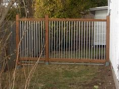 Conduit Fence, will tarnish. Will it bend easily. Impossible for cats to climb - except at posts. Easy to bend with mowers, etc? Clean. Stain black and it disappears?