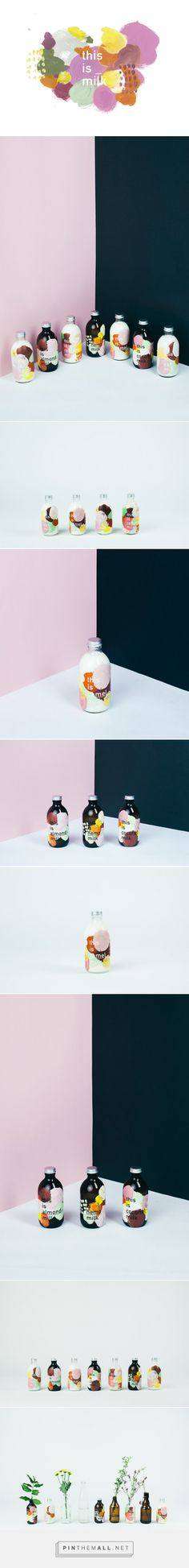 Milk #Packaging #Design