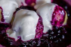 Žahour s tvarohovými knedlíčky - Spicy Crumbs Spicy, Cabbage, Ice Cream, Vegetables, Food, No Churn Ice Cream, Icecream Craft, Essen, Cabbages