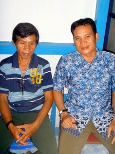 Meet Mr Franciscus, an involved member of our new partner CUKK in Indonesia.