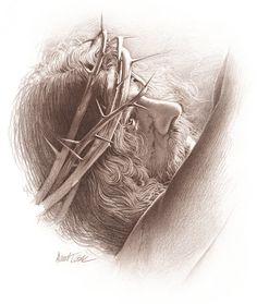 Jesus crucificado 06