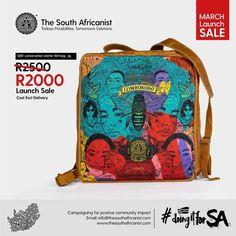 """The South Africanist on Instagram: """"The aim of our 67 shades of hope campaign is to make it easier for people to have the much-needed GBV conversation in their spaces. We…"""" Together We Can, Conversation, Campaign, Product Launch, Shades, People, Bags, Instagram, Handbags"""