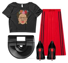 """""""Be free like Frida"""" by lawastyle on Polyvore featuring Gucci, Yves Saint Laurent and Cult Gaia"""