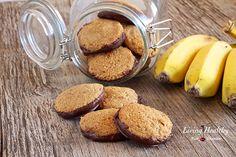 Banana Cinnamon Cookies (paleo, gluten, grain, dairy free)