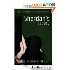 Sherdan's Legacy | Jess Mountifield