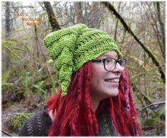 Elf hats by Kelsey Bat https://www.etsy.com/listing/266324899/elf-hat-basilisk