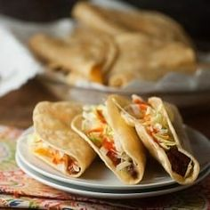 how to fry tacos at home