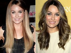 THE BEAUTY BAR: Lauren Conrad's New Hair Color! Tips for making the change.