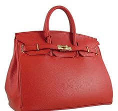 Fancy gorgeous red handbags Learn more:https://www.bagsforbags.com/product/classic-weekend-bag/ #fashion #onlineshop #handbags #style