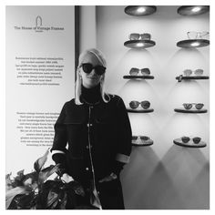Anastassia - Store keeper at The House & junior optician