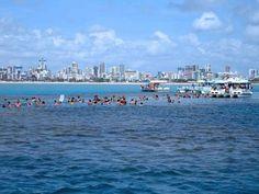 As praias impróprias para banho em 14 Estados brasileiros