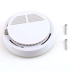 Independiente de Humo Detector de Incendios Del Sensor Para La Casa/Casa/Edificio Del Banco