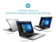 Đánh giá laptop Hp ProBook 400 Series G4: Lựa chọn sáng suốt cho doanh nhân