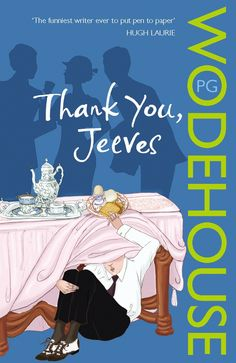by Pg Wodehouse Language: English; A Jeeves and Wooster novel Thank You Jeeves is the first novel to feature the incomparable valet Jeeves and his hapless charg P G Wodehouse, Jeeves And Wooster, Books To Read, My Books, Writer Humor, Long Books, I Love Reading, Reading Room, Reading Lists