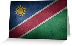 NAMIBIA (FLAG) by IMPACTEES