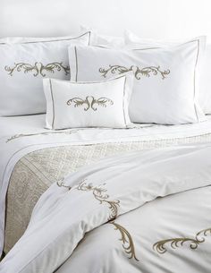 Traditions Linens - Teara Sheet Set & Duvet