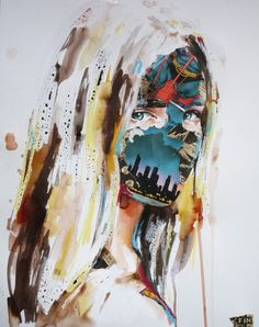 Get To Know: Sandra Chevrier  http://www.creativeboysclub.com/wall/creative