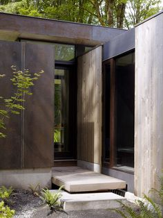 MW Works Architecture / Case Inlet House