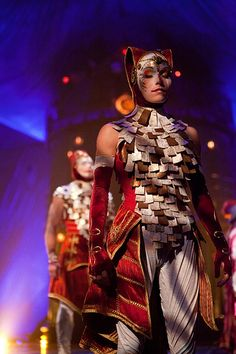 Cirque du Soleil: Kooza - Charivari