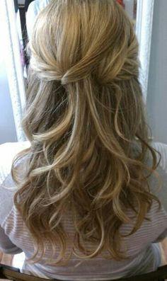 Little Twist - Hairstyle l Semi -recogido I Свадебные прически I AMOUR A MOURE