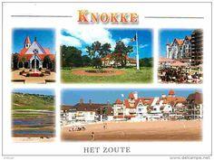 Knokke le zout : Le Zoute (Het Zoute en néerlandais) , en Belgique, est située à quelques kilomètres à peine de la frontière belgo-néerlandaise, c'est une des stations balnéaires les plus fréquentées de la côte belge. Knokke-Le Zoute est souvent considéré comme la station balnéaire la plus mondaine d'Europe du Nord.