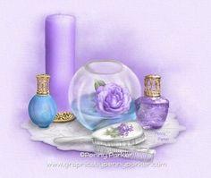 Purple Passion - ©Penny Parker