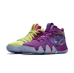 Kyrie Irving IV 4 Confetti Multi Color Limited 943806-900 US Size 10.5    25efabf72