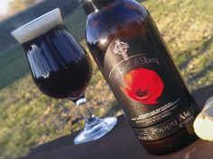 The Lost Abbey Red Poppy Ale-One of my fave sours!