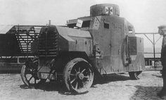 WWI German tanks and armored cars World War One, Second World, First World, Ww1 History, Military History, British Inventors, Anti Tank Rifle, Ww1 Tanks, Armored Vehicles