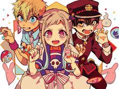 306 Best Jibako shounen Hanako kun images in 2020 Anime Kawaii, Kawaii Art, Manhwa, Manga Anime, Anime Art, Anime Shows, Aesthetic Anime, Gintama, Cute Art