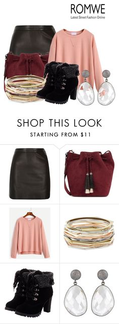 """""""Untitled #689"""" by dairyqueen55 ❤ liked on Polyvore featuring River Island, Loeffler Randall and Kendra Scott"""