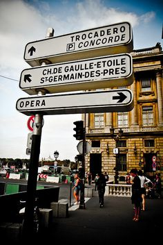 Paris by thehelenli, via Flickr
